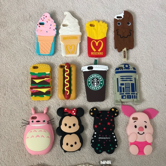 Lot of iPhone 5/5s cases  Msg me if u want one